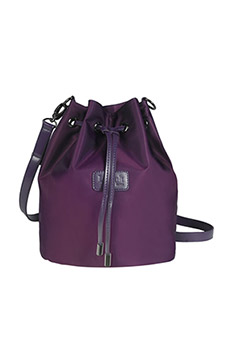 Lady Plume Medium Bucket Bag