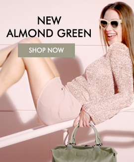 New In - Almond Green
