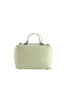 Plume Elegance Small Square Bowling Bag